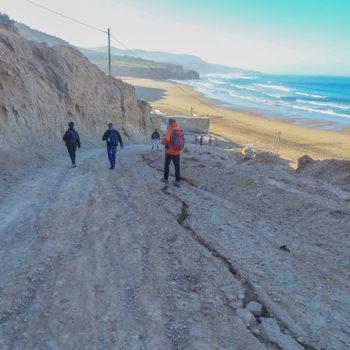 Randonnee Marche Pieds Trek Hiking Essaouira Maroc